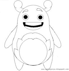 dojo monster coloring pages coloring pages monsters pinterest dojo coloring pages monster dojo