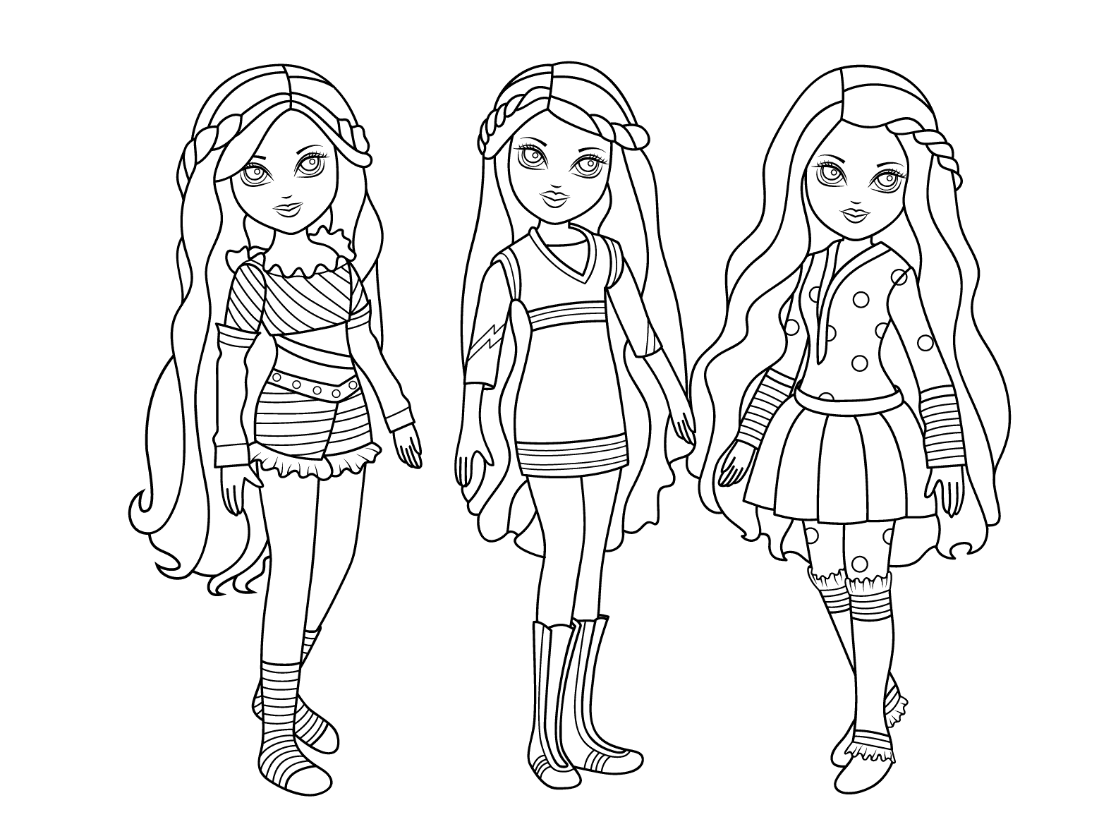 dolls colouring pages 40 free printable lol surprise dolls coloring pages dolls pages colouring