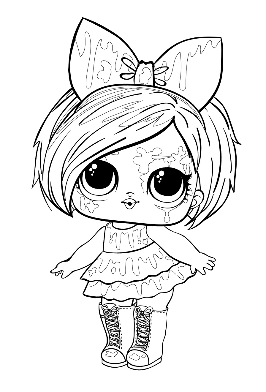dolls colouring pages barbie doll coloring pages for kids coloring home pages dolls colouring