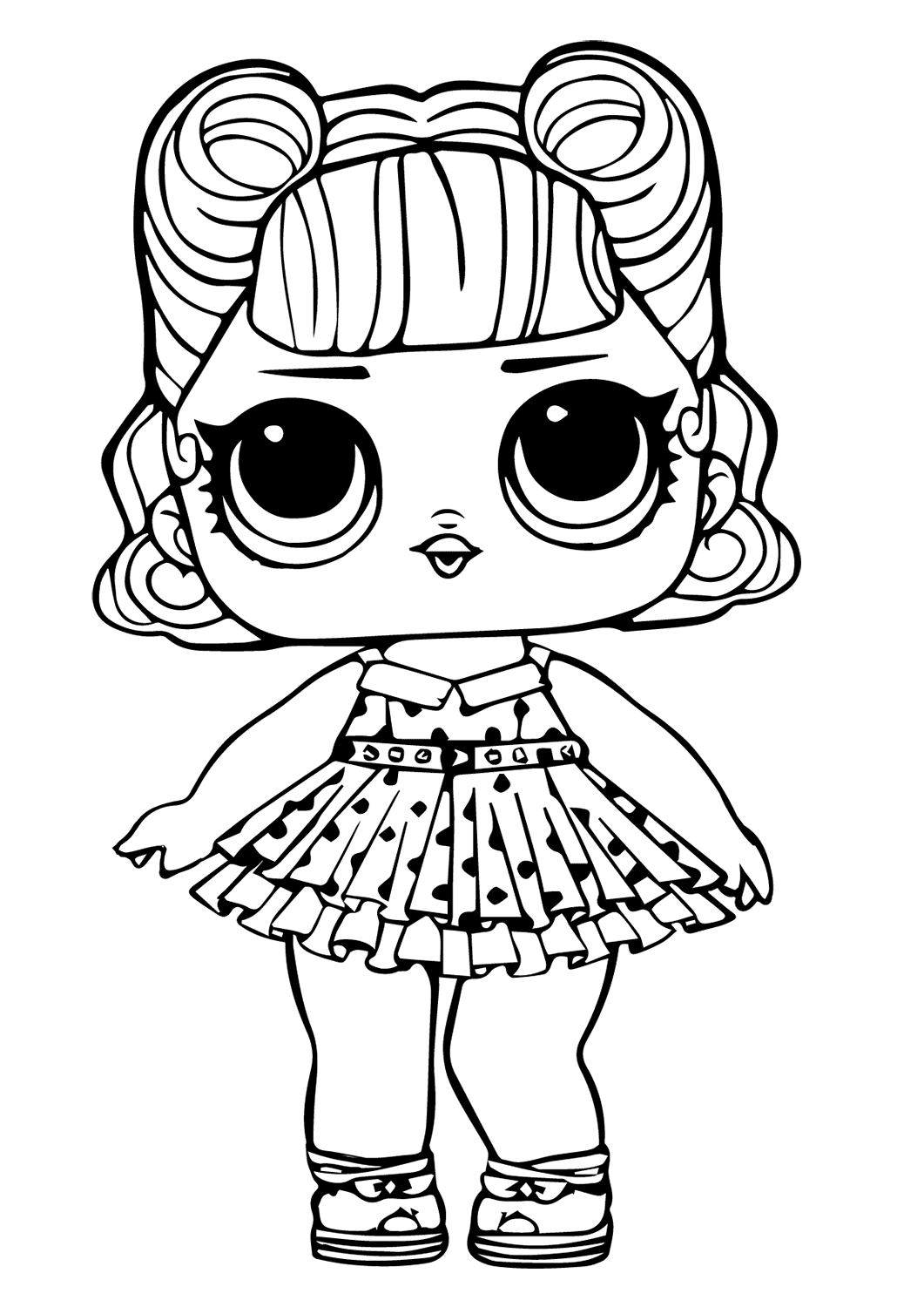 dolls colouring pages rag doll coloring page at getcoloringscom free pages dolls colouring