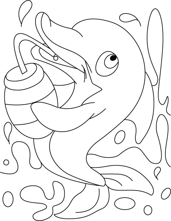 dolphin colouring in dolphin with psychedelic background dolphins adult colouring dolphin in