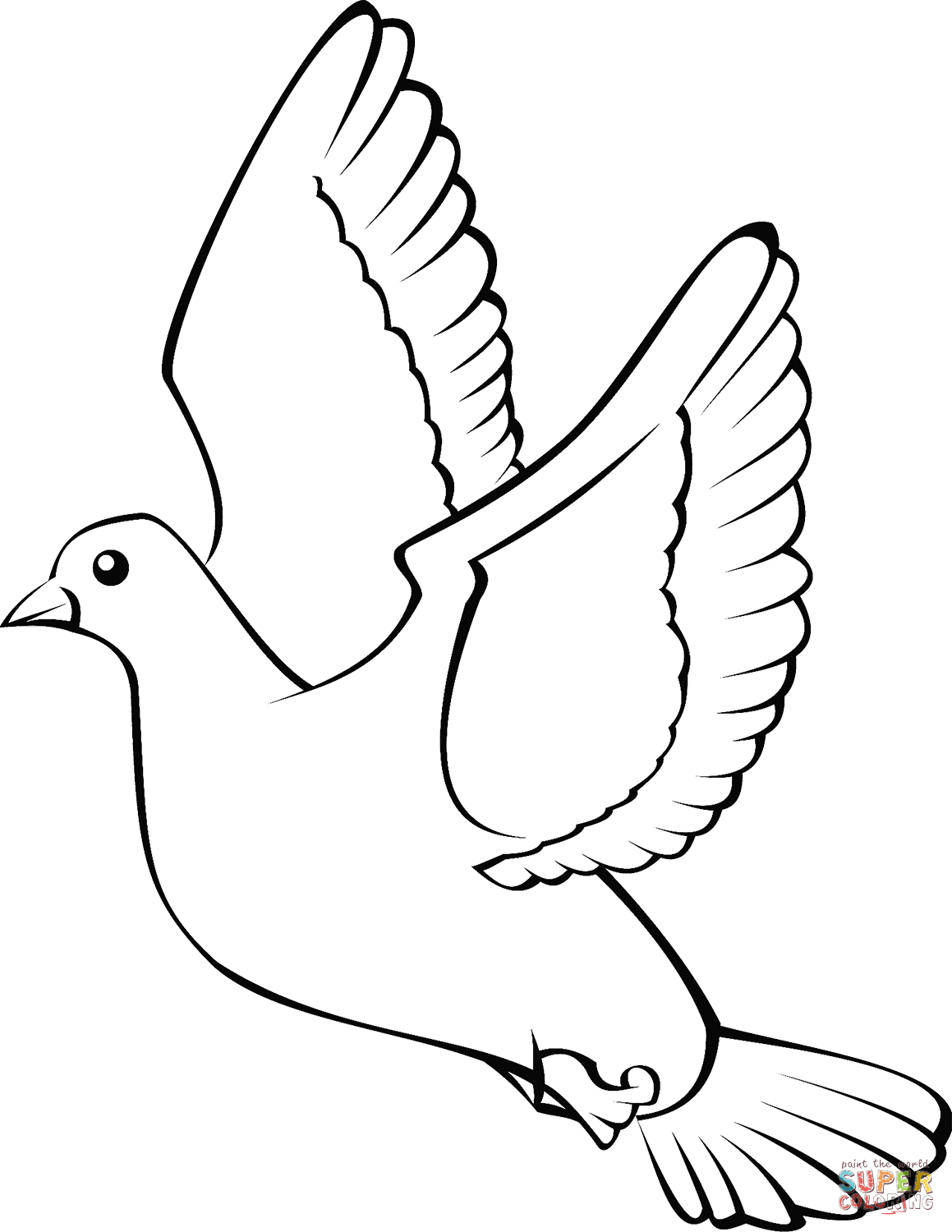 dove bird coloring pages dove coloring pages team colors bird coloring pages dove