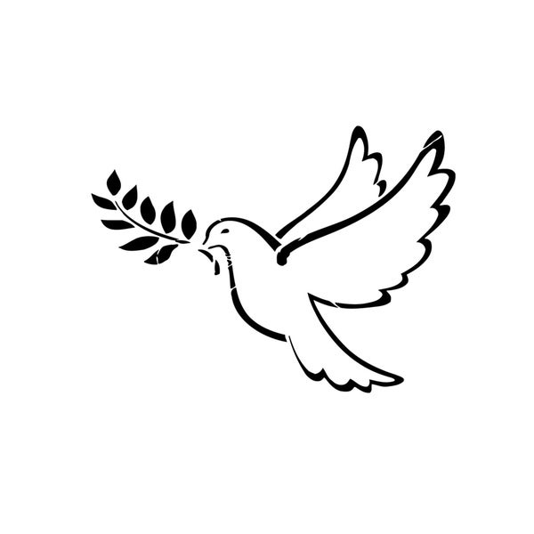 dove with olive branch olive branch stock illustrations royalty free gograph branch with dove olive