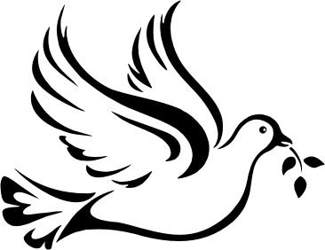 dove with olive branch picture of dove with olive branch clipartsco olive branch dove with