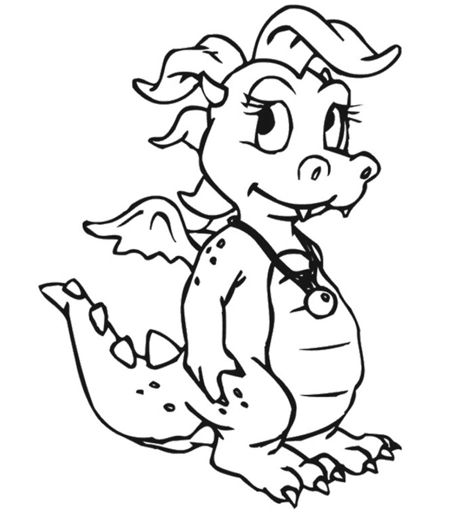 dragon coloring page color the dragon coloring pages in websites coloring page dragon