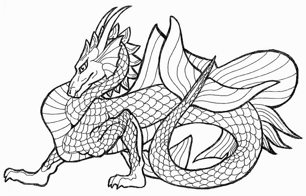 dragon coloring page coloring pages female dragon coloring pages free and page coloring dragon