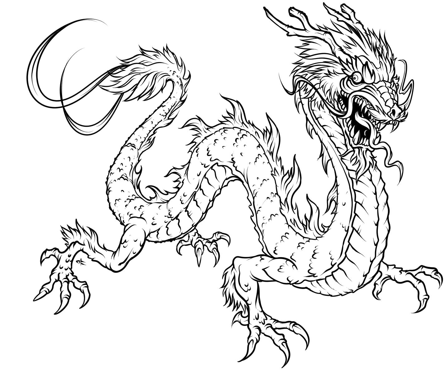dragon coloring pages free 35 free printable dragon coloring pages coloring pages dragon free