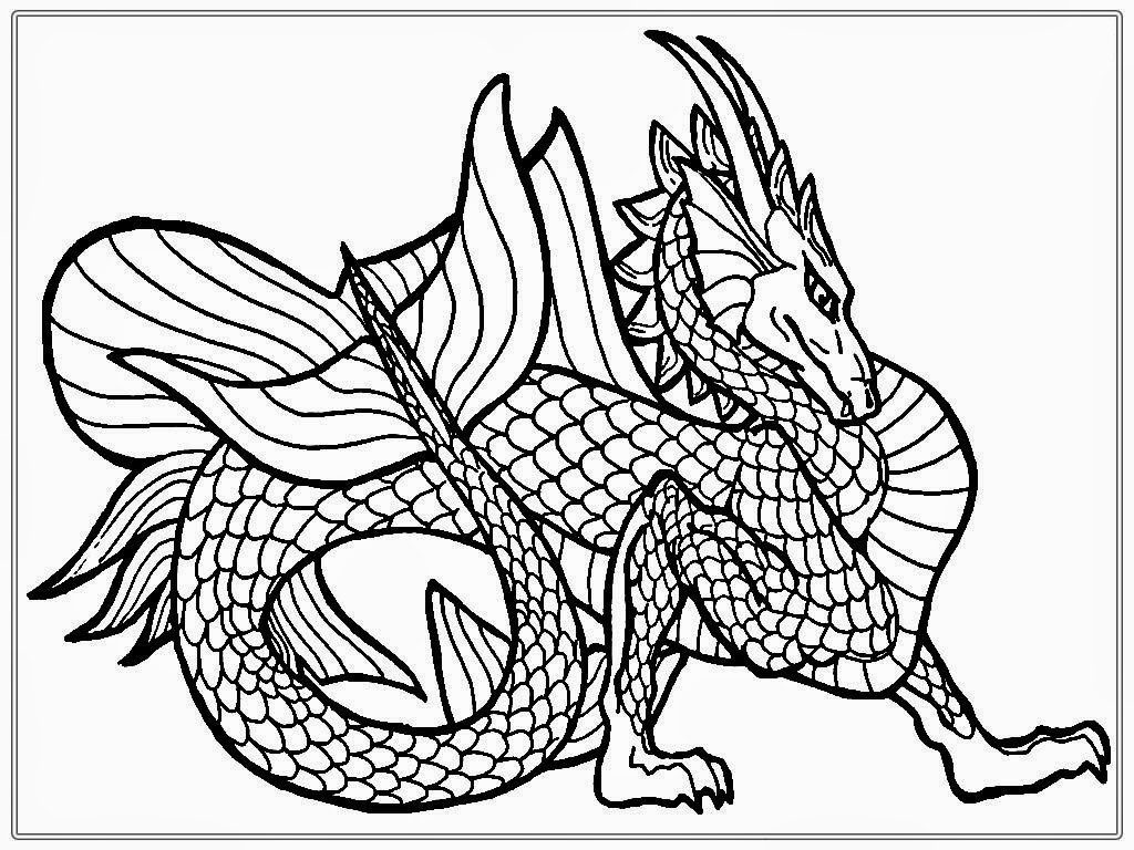 dragon coloring pages free dragon coloring pages for adults best coloring pages for dragon coloring pages free