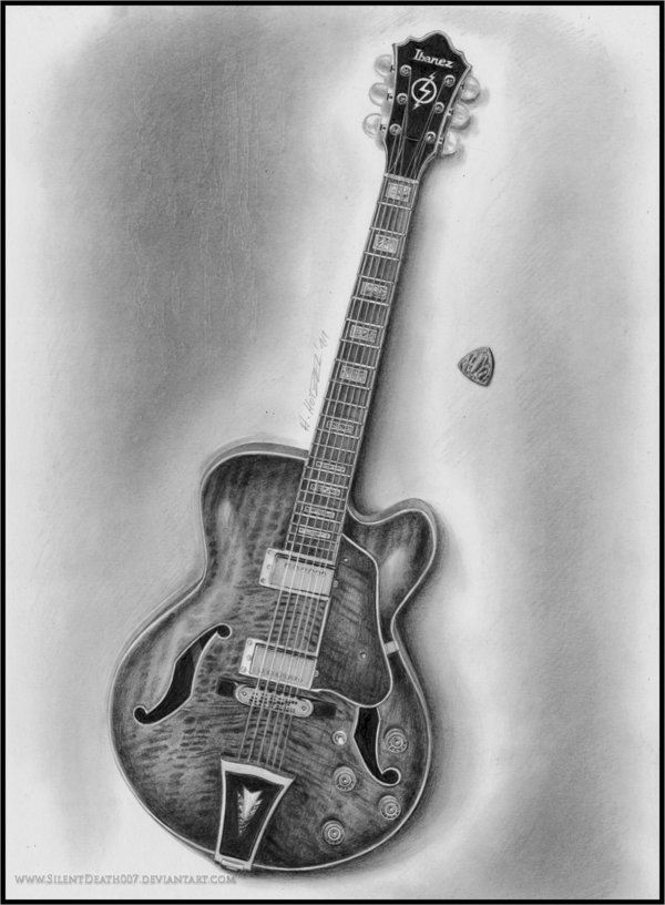 drawing guitar black and white guitar png 20 free cliparts download guitar drawing