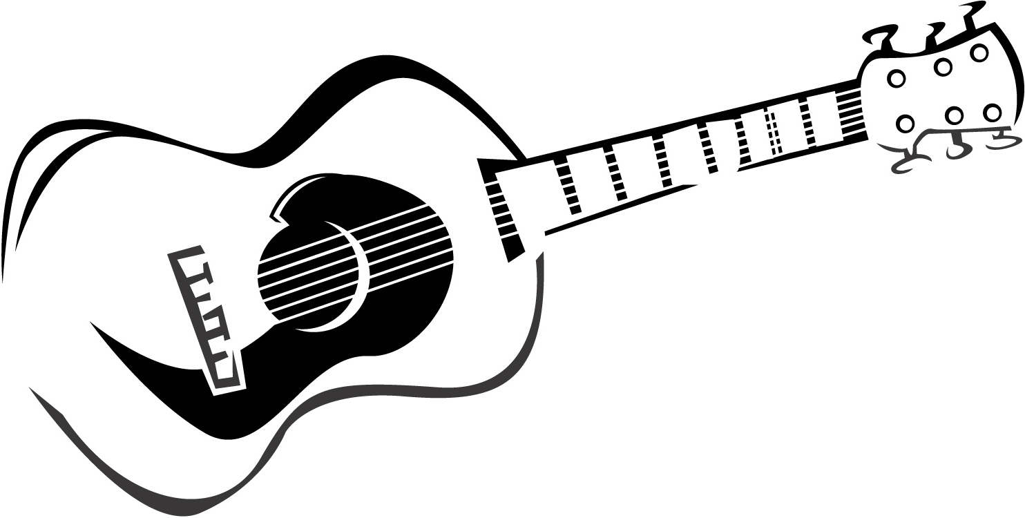 drawing guitar electric guitar outline drawing at getdrawings free download drawing guitar