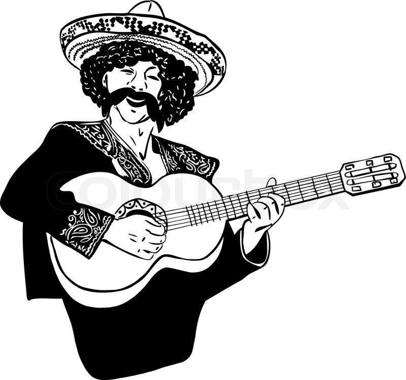 drawing guitar guitar drawing at getdrawings free download guitar drawing