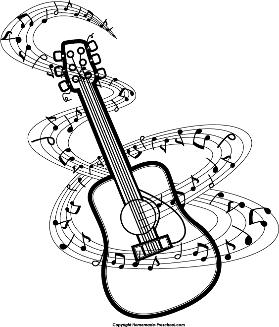 drawing guitar guitar outline drawing at getdrawings free download guitar drawing