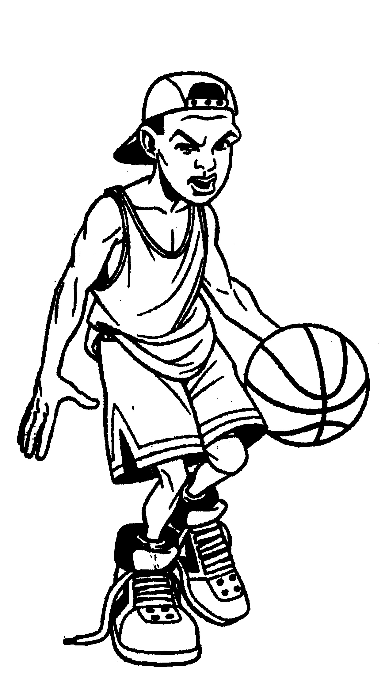 drawing of a basketball basketball drawing png transparent png 523x525 free drawing of basketball a