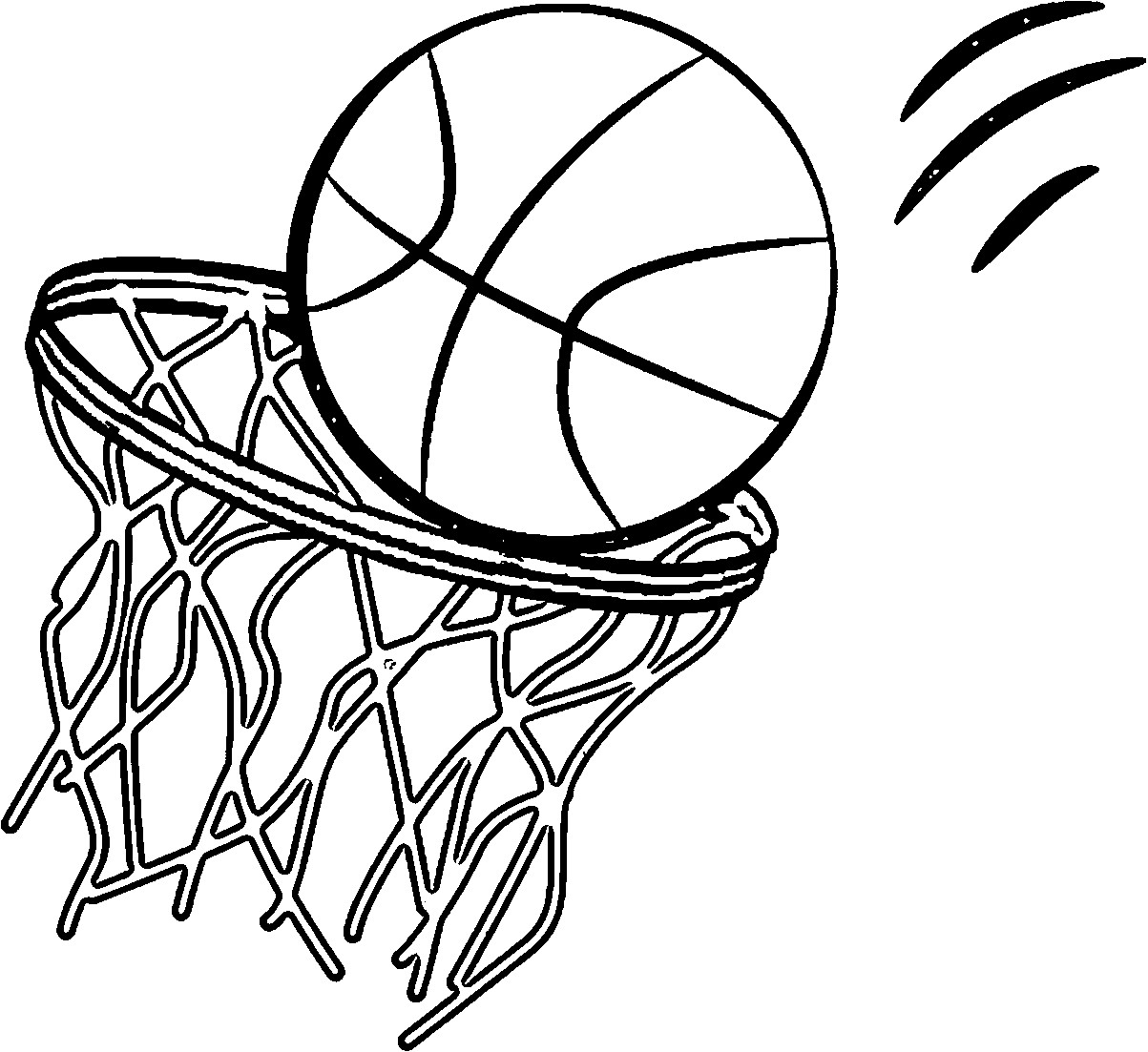 drawing of a basketball basketball goal drawing free download on clipartmag of drawing a basketball