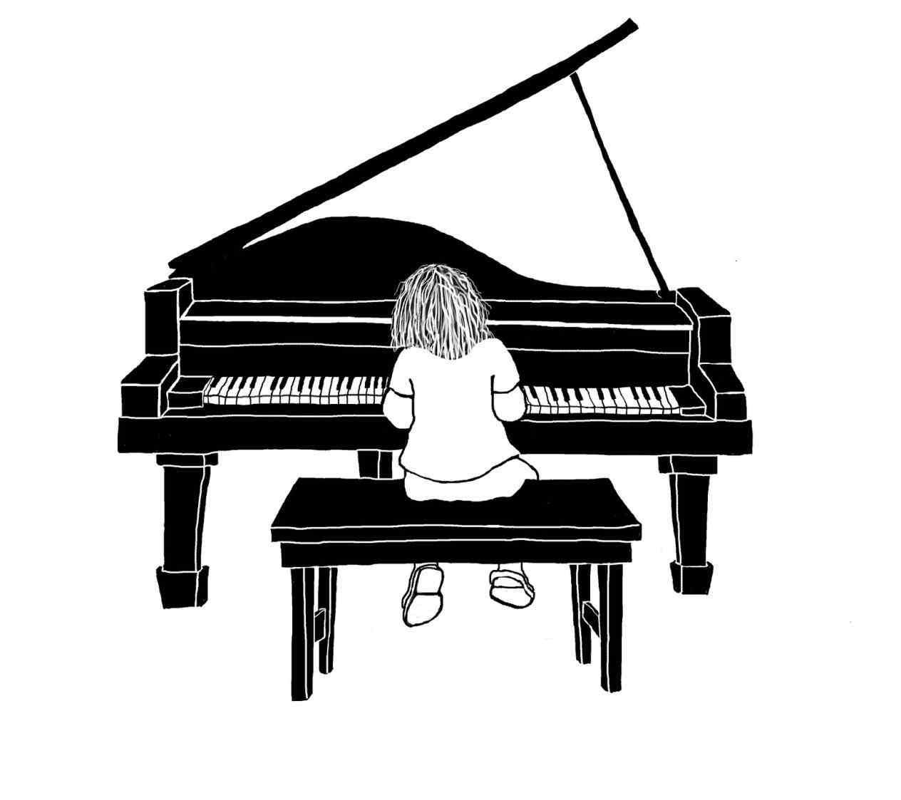drawings of pianos learn how to draw a grand piano musical instruments step pianos drawings of