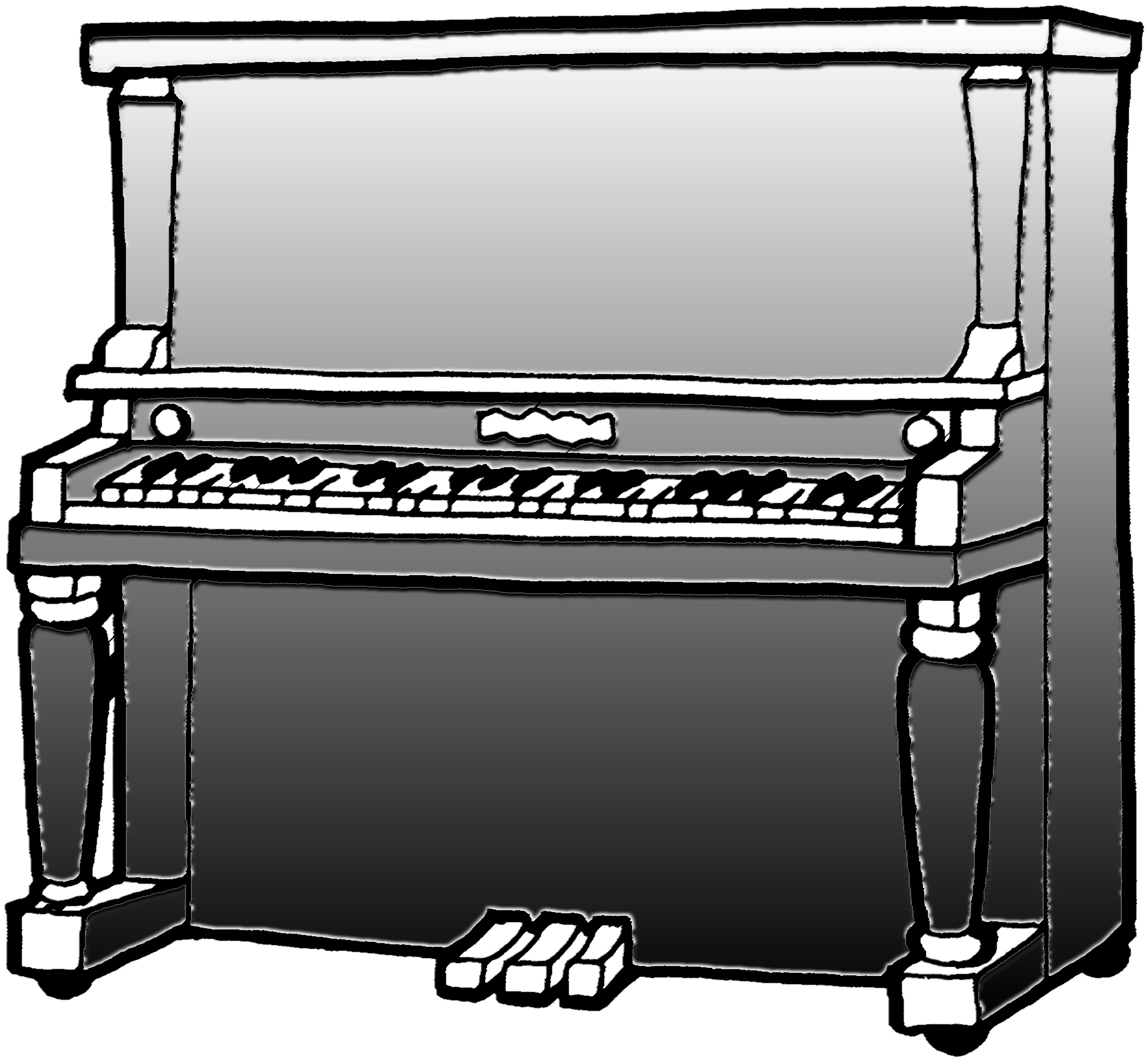 drawings of pianos piano clipart etc of drawings pianos