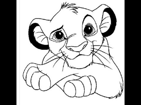 drawings of simba simba by kerstinschroeder on deviantart drawings simba of