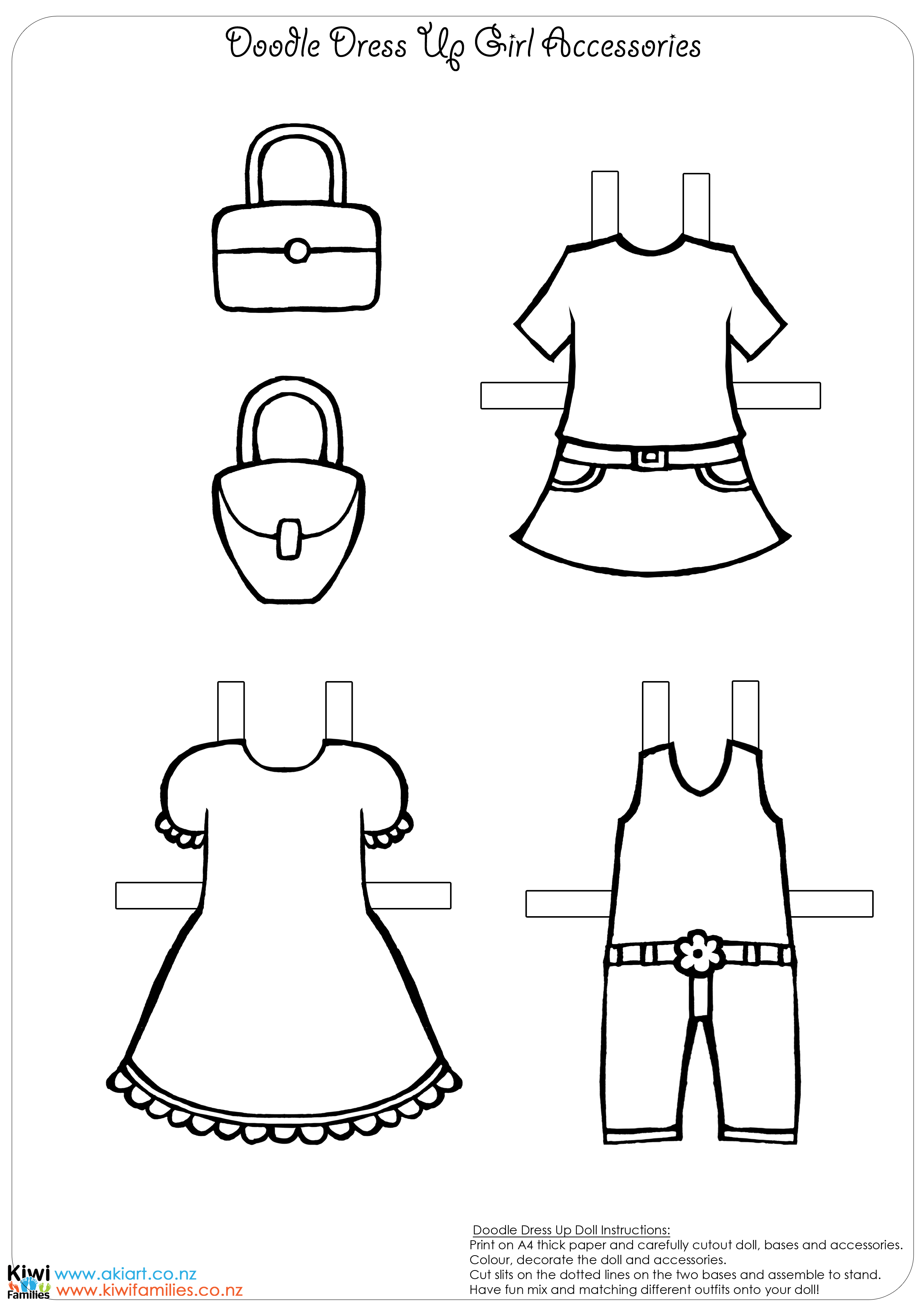dress up dolls printable make your own paper dolls kiwi families up dolls dress printable