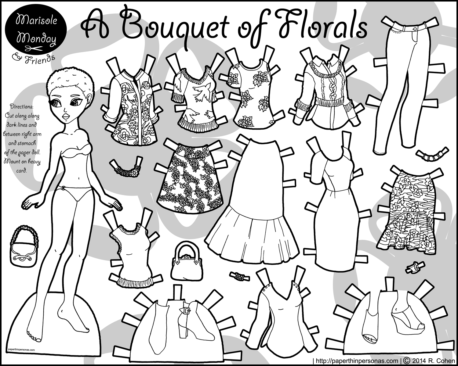 dress up dolls printable paper doll clothes coloring pages coloring home up dolls printable dress
