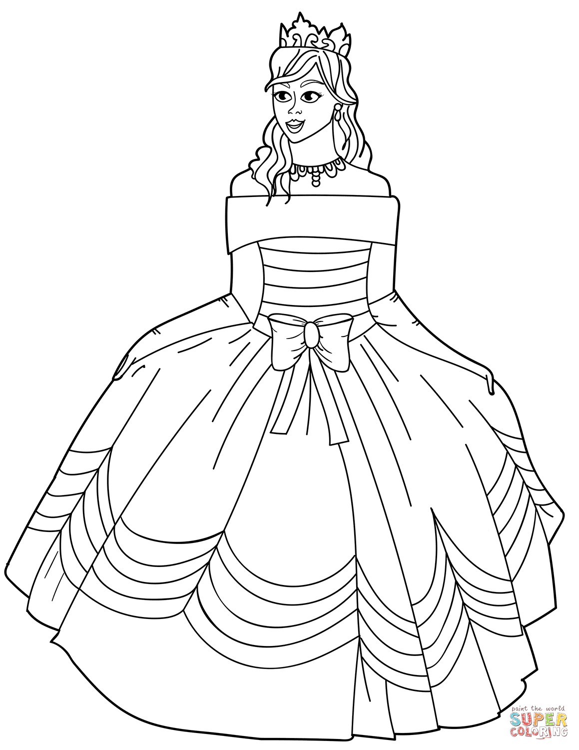 dresses coloring pages printable formal dress coloring page mama likes this pages coloring dresses