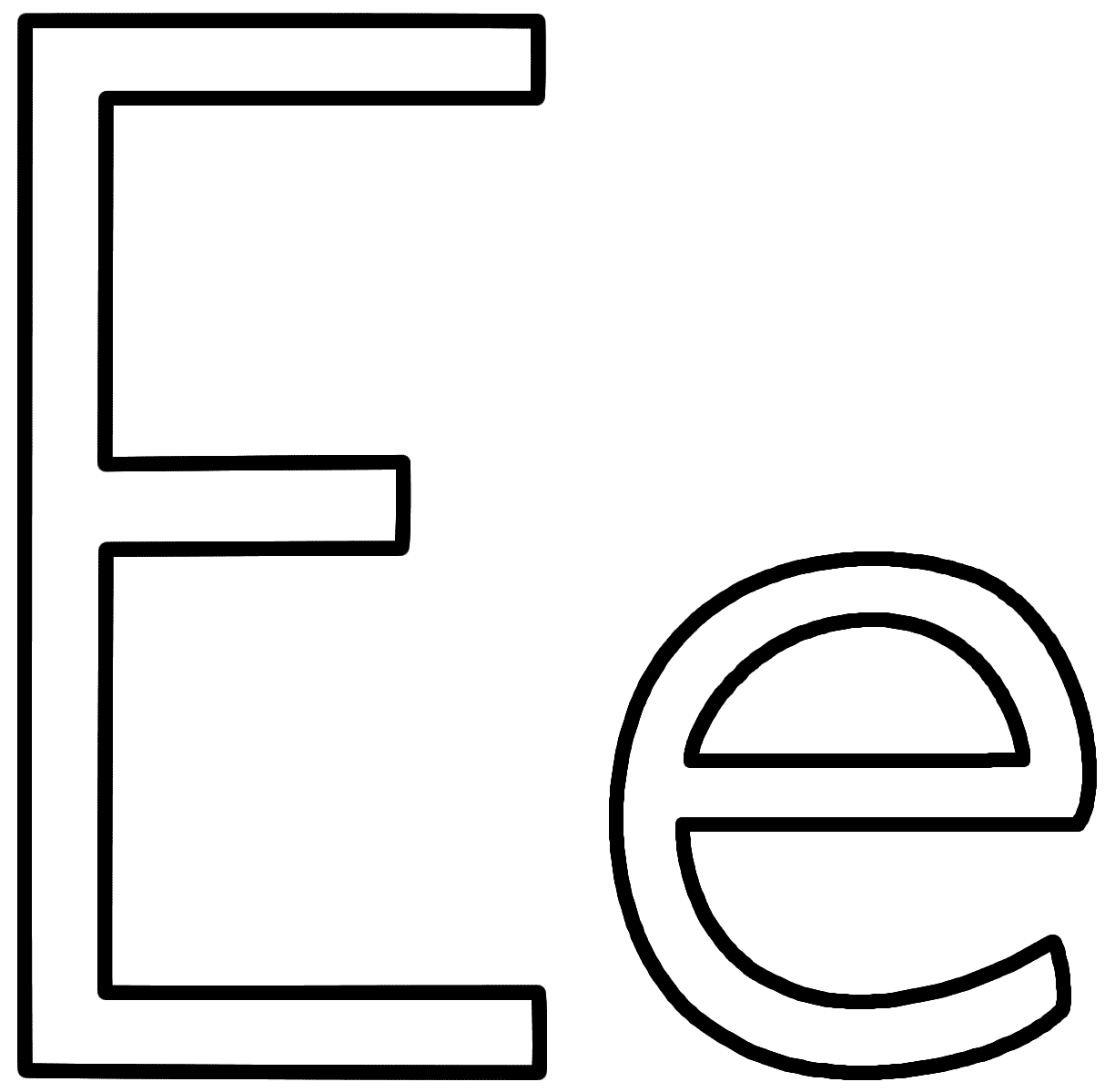 e for coloring coloring page adults letter e alphabet coloring pages e for coloring
