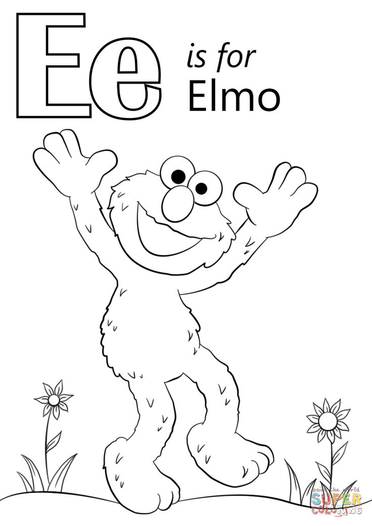e for coloring letter e coloring page coloring e for