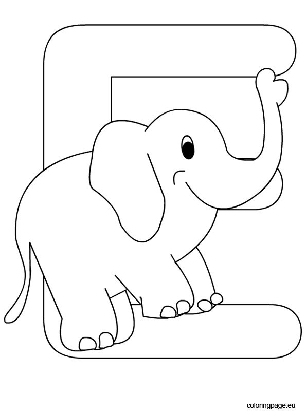 e for coloring letter e coloring pages only coloring pages abc e coloring for