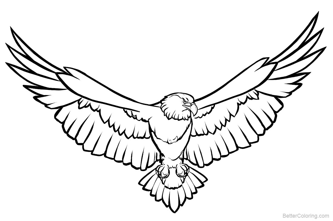 eagle printable bald eagle coloring pages download and print for free eagle printable 1 1