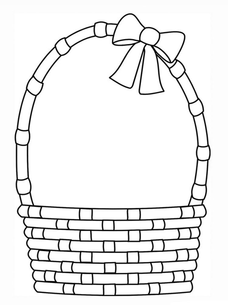 easter basket coloring pages to print easter basket coloring pages free printable easter basket to easter print pages coloring basket