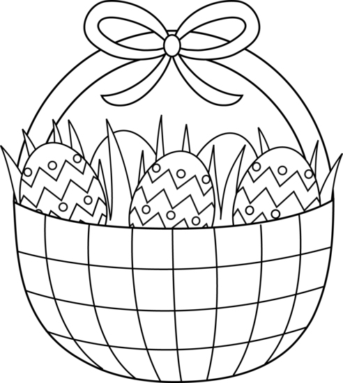 easter basket coloring pages to print easter egg basket coloring pages coloring home print easter basket pages to coloring