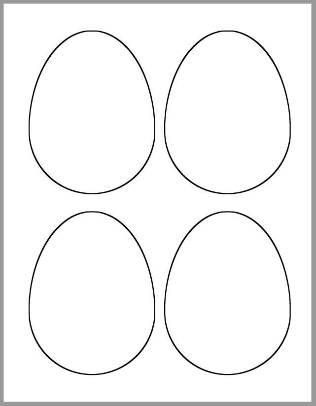 easter egg templates blank easter egg template to print activity printable egg easter templates