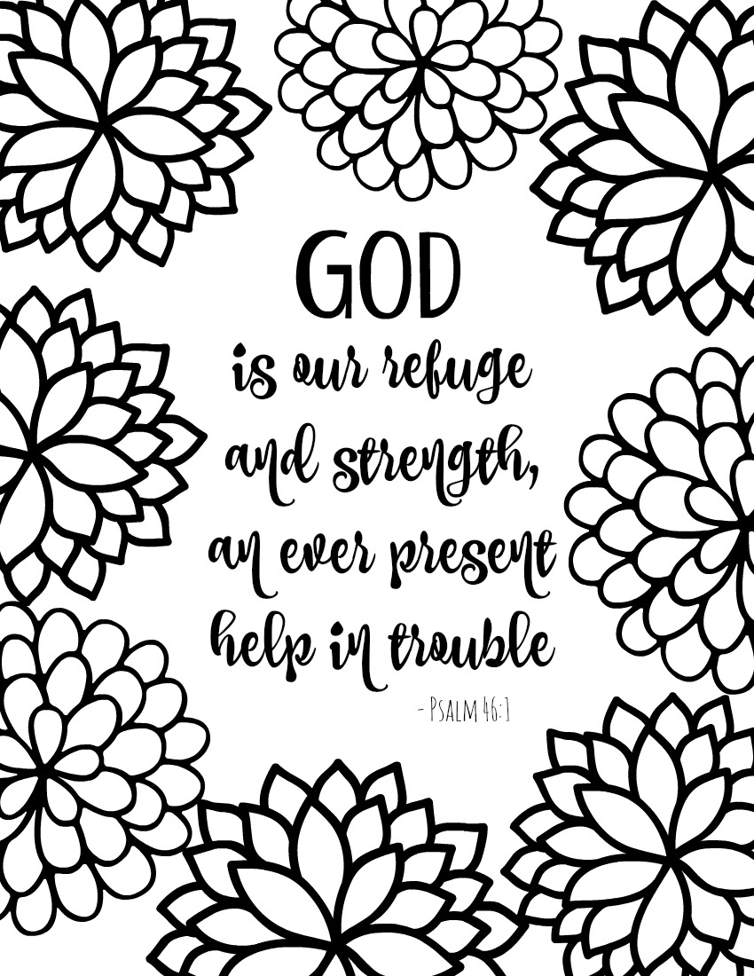 easy bible coloring pages free printable bible verse coloring sheets simple mom pages coloring bible easy