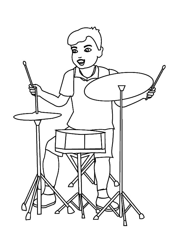 easy boy coloring pages coloring pages for boys free download boy easy pages coloring