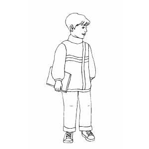 easy boy coloring pages little boy blue story character coloring page coloring pages coloring easy boy