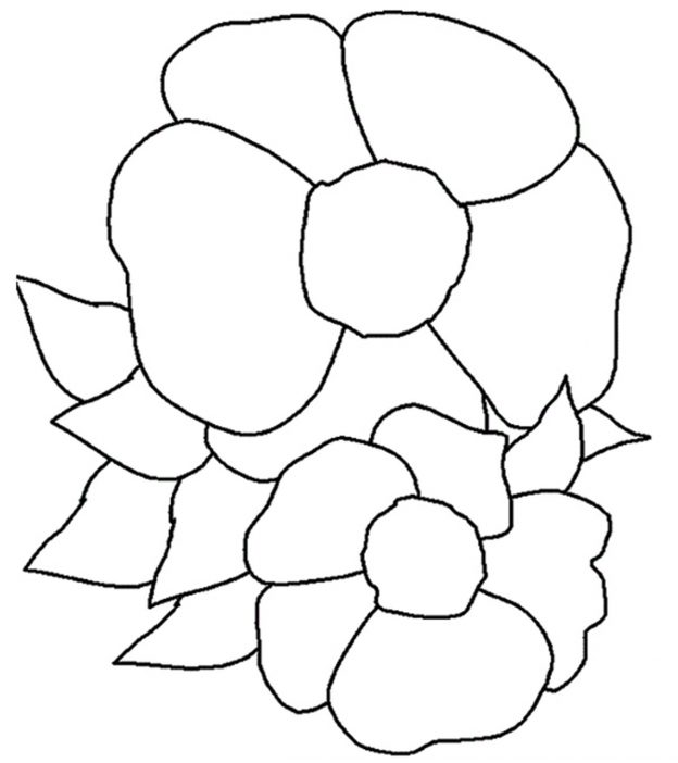 easy cute rose coloring pages coloring pages ideas free download on clipartmag coloring cute easy rose pages