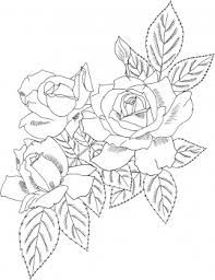 easy cute rose coloring pages top 25 free printable beautiful rose coloring pages for kids rose pages coloring easy cute