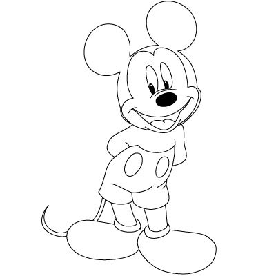 easy step by step drawings of disney characters how to draw mickey minnie and other disney characters characters disney step of step drawings by easy