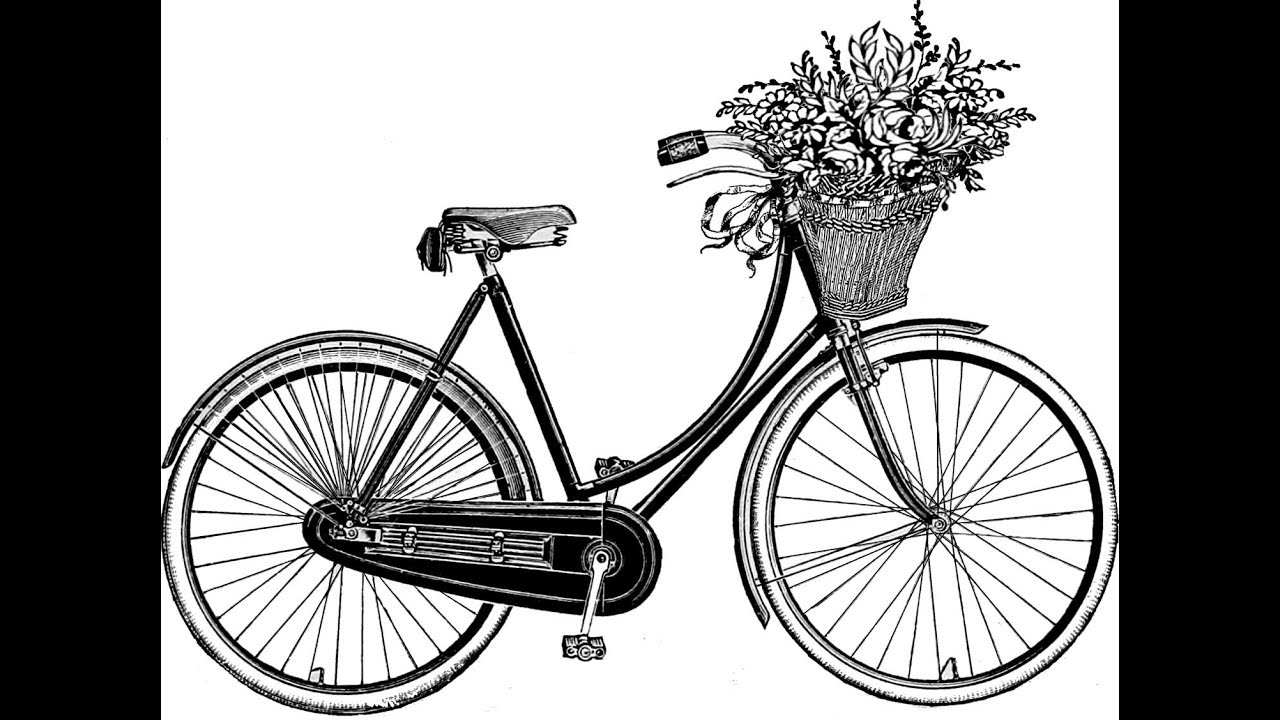 easy to draw bike easy bike drawing at getdrawings free download to draw bike easy