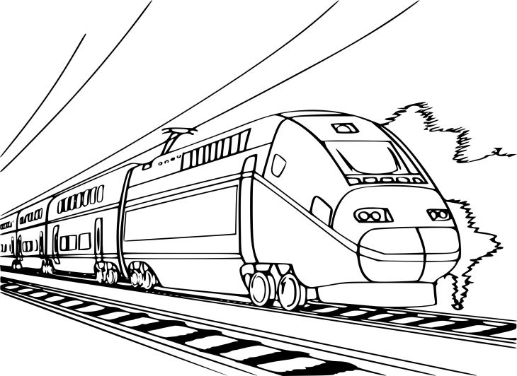 electric train coloring pages coloriage train tgv maternelle coloriage train dessin train coloring pages electric