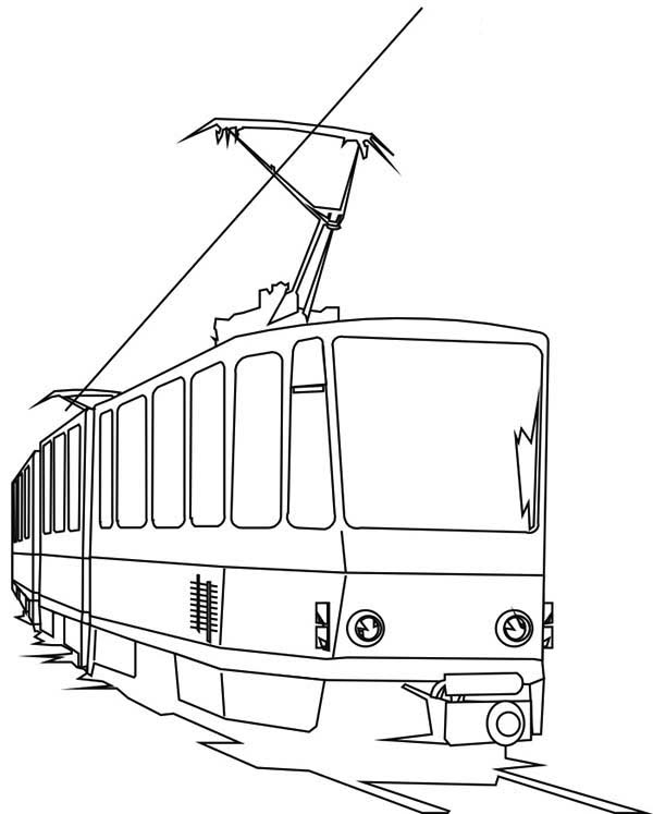 electric train coloring pages electric train coloring page cartoon passenger car cat train pages coloring electric