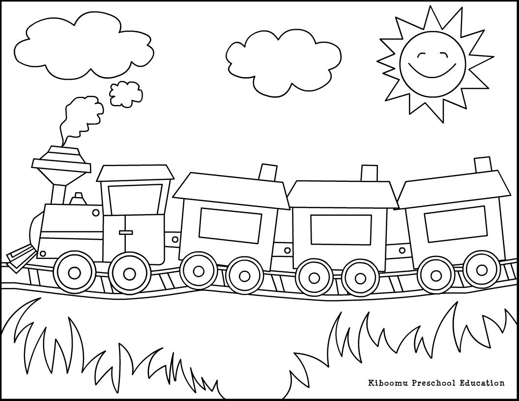 electric train coloring pages steam engine train on railroad coloring page steam engine pages train coloring electric