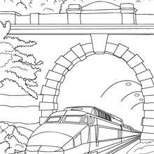 electric train coloring pages toy train coloring page color luna electric pages train coloring