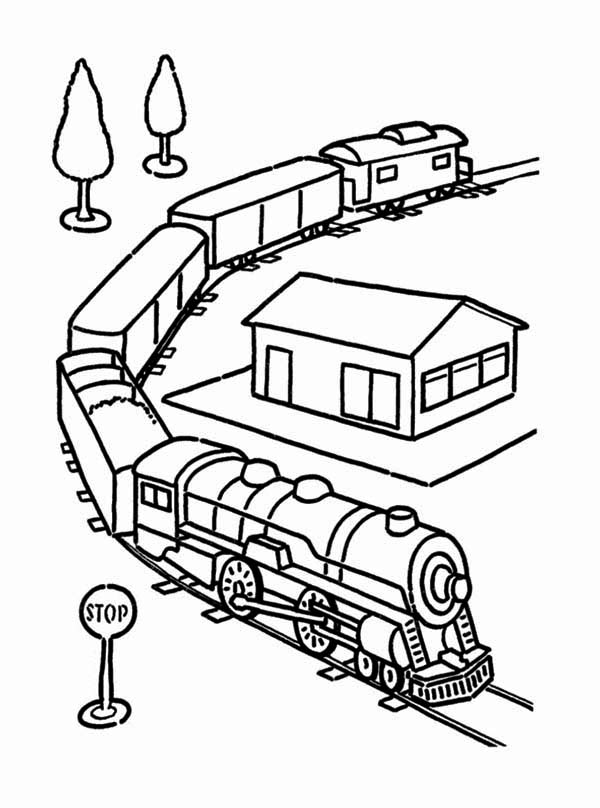 electric train coloring pages train coloring pages getcoloringpagescom electric train coloring pages