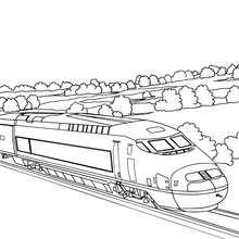 electric train coloring pages train driver driving an electric train coloring pages electric coloring train pages 1 1