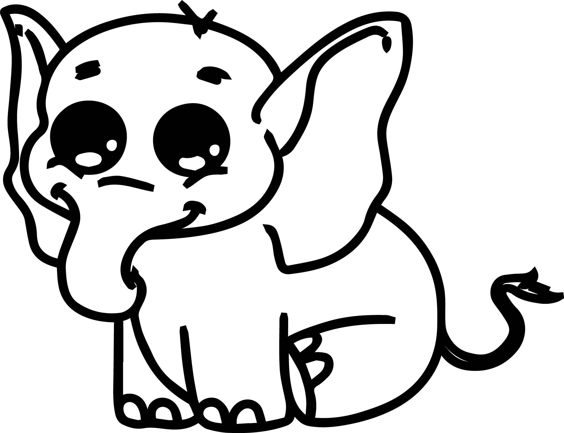elephant color pages elephant coloring pages coloring home color pages elephant