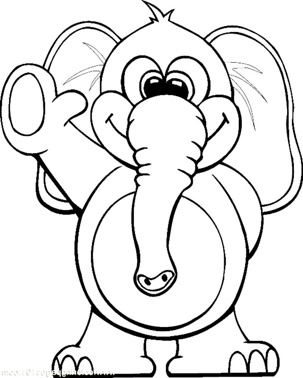 elephant color pages print download teaching kids through elephant coloring elephant pages color