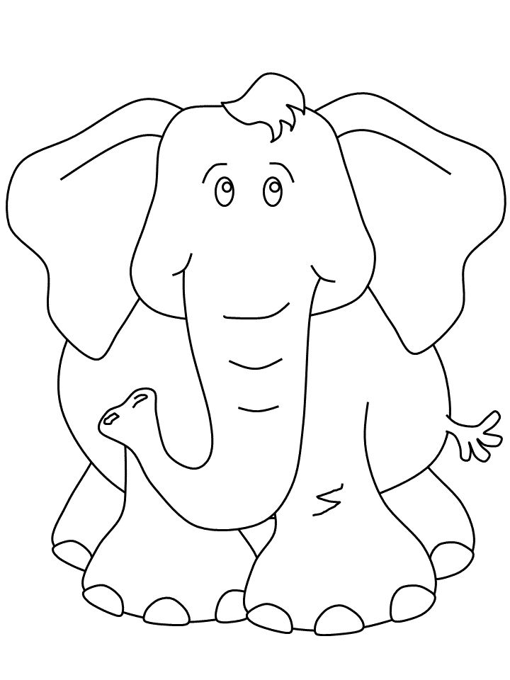 elephant trunk coloring pages elephant trunk drawing at getdrawings free download coloring elephant trunk pages