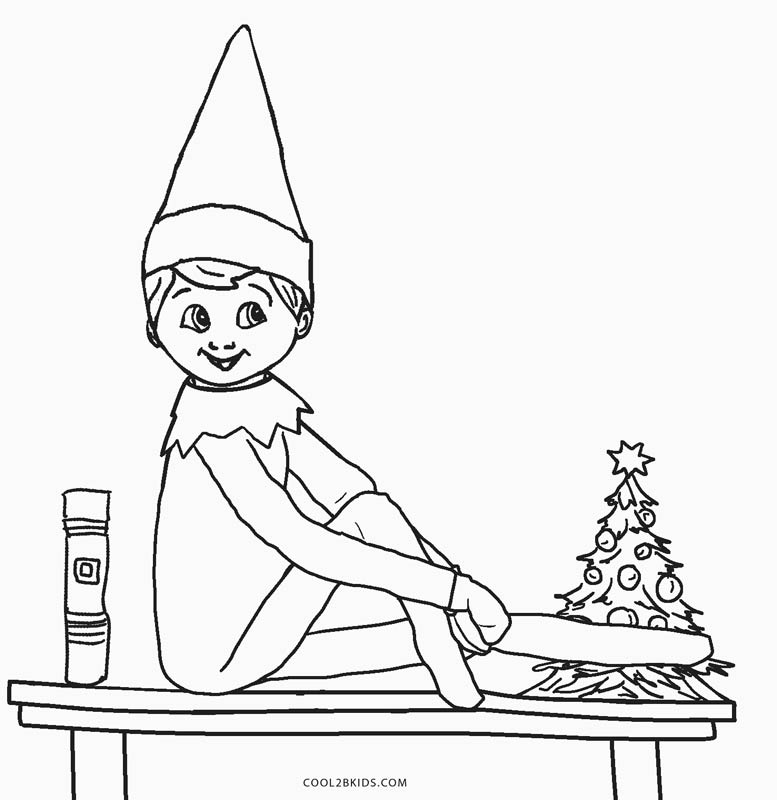 elf on the shelf coloring sheets elf on the shelf coloring pages coloring pages for kids coloring elf shelf on sheets the