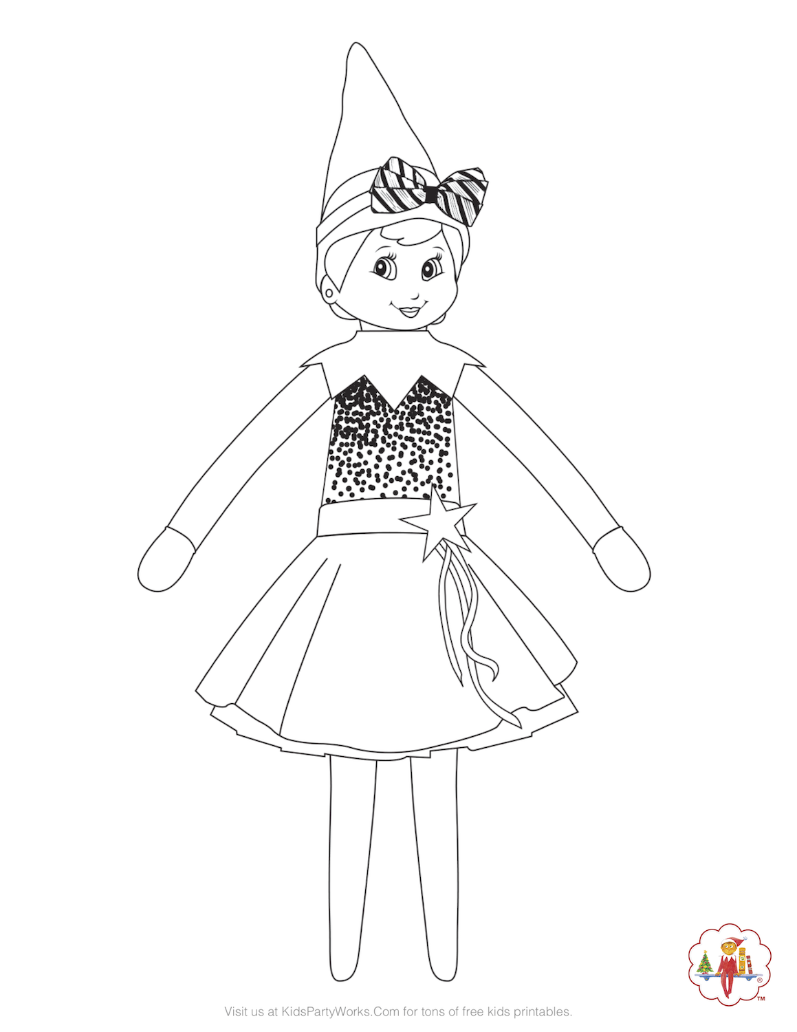 elf on the shelf coloring sheets elf on the shelf coloring pages free coloring home on coloring elf the shelf sheets