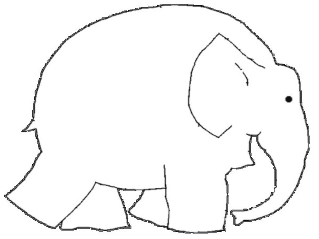 elmer the elephant coloring page elmer by david mckee coloring page coloring home the elephant elmer page coloring